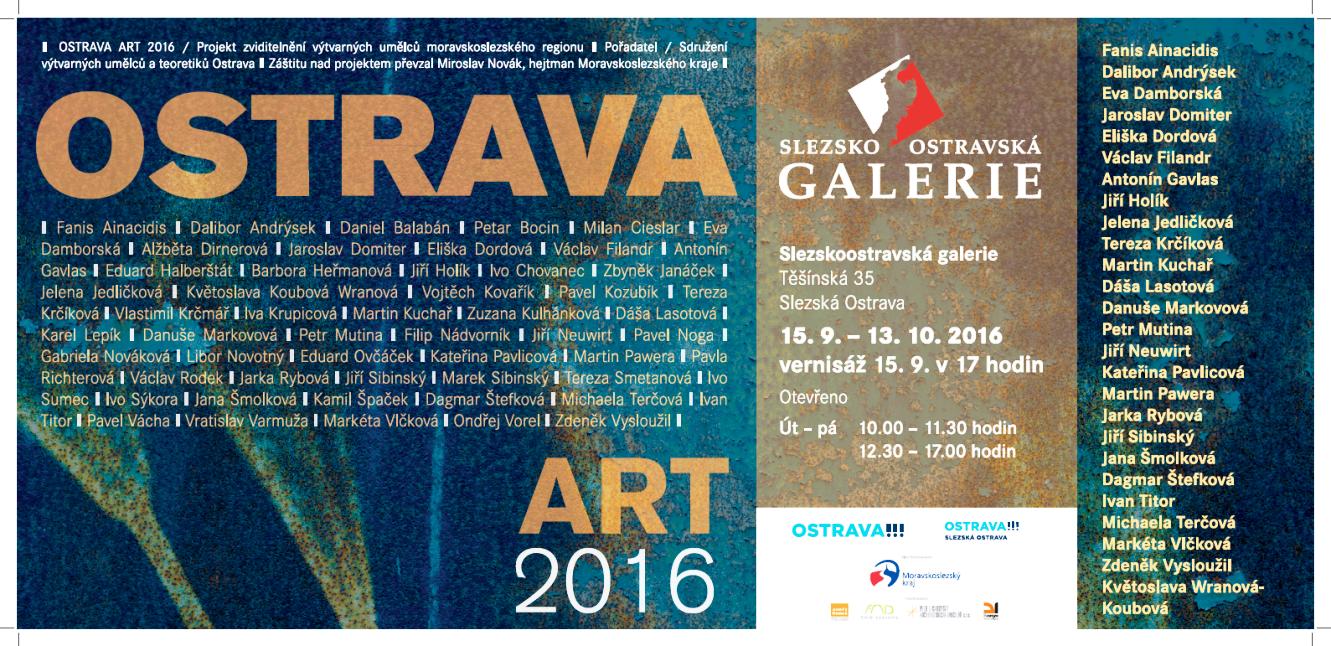 Ostrava ART 2016
