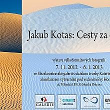 32 Jakub Kotas - Cesty za obzor