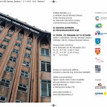 6 Pozvnka slav arch MS Ostrava tisk