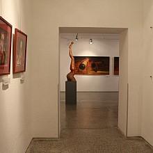 Výstava Zrádné lásky. Foto J. Horečný